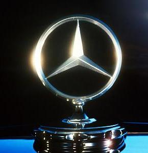 Mercedes emblem - Import Performance Mercedes Service
