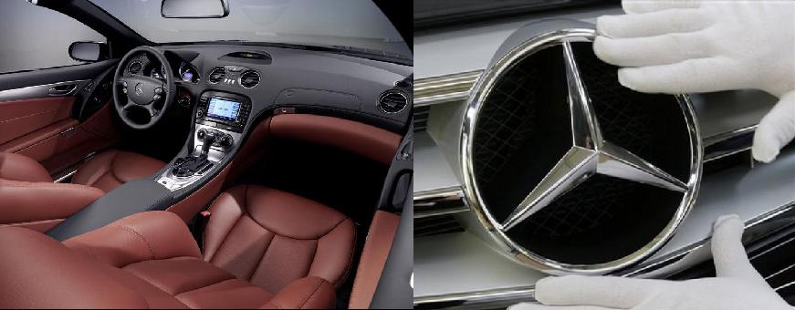 Import Performance - Mercede Repair - Interior