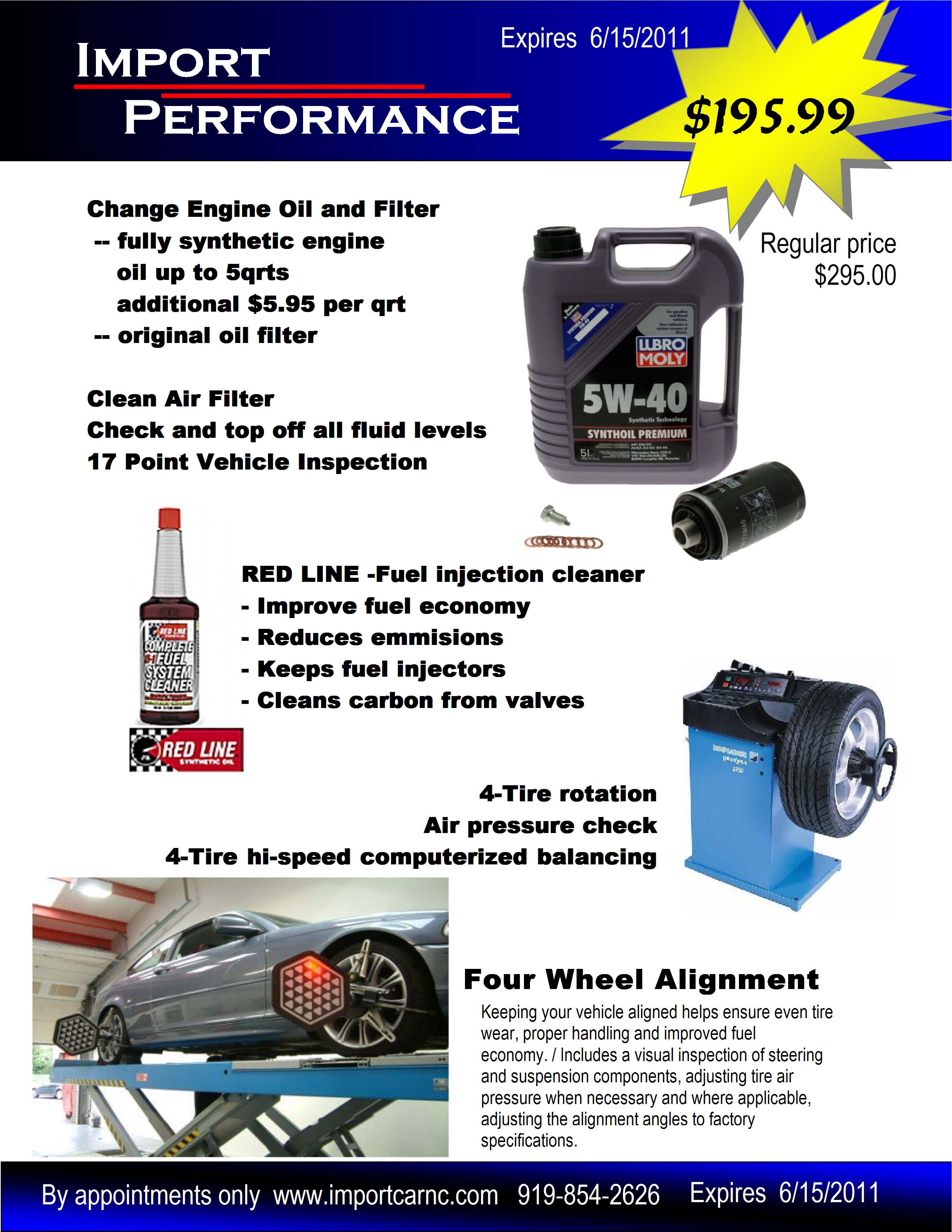 Import Performance Auto repair,Raleigh,Mechanic,Service ...